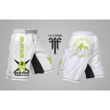 NEW Depaul Wrestling White Forever Fierce Fight Shorts