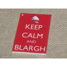 Nigel Thornberry Keep Calm Keychain