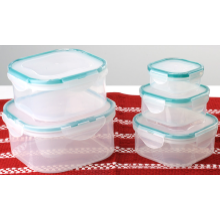 10-Piece Snap-Lock Air-Tight Storage Container Set