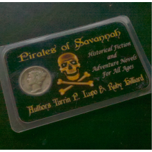 Pirates of Savannah Dime Card