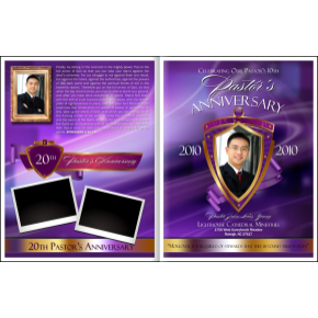 Majesty Pastor Anniversary Program