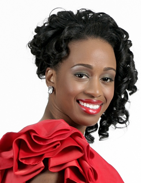 People's Choice - Miss Black Maryland USA 2012, Ebony Andrews