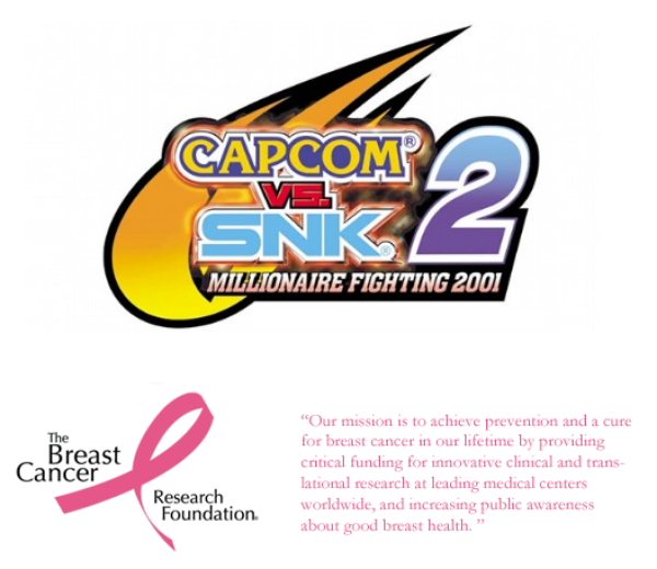 Support Breast Cancer Research (CVS2 for EVO 2013)