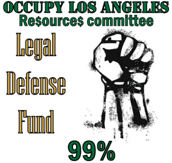 Occupy Los Angeles Legal Defense Fund