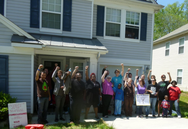 Bond Fund for Eviction Defense Action in Raleigh
