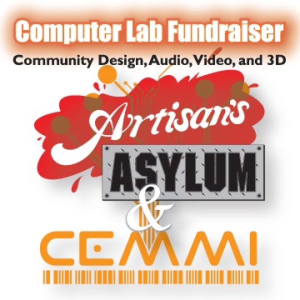 CEMMI and Artisan's Asylum Shared Computer Lab