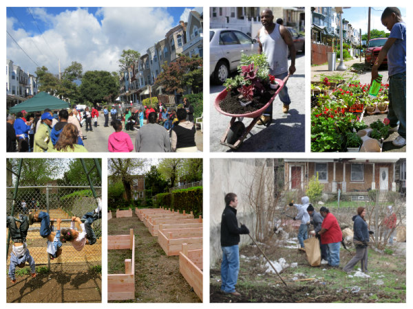 Grow This Block! The West Rockland Street Project