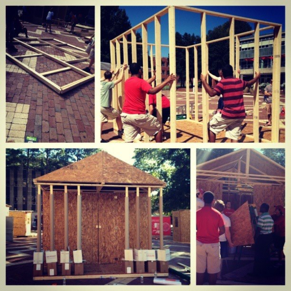 Habitat for Humanity: Shack-a-thon