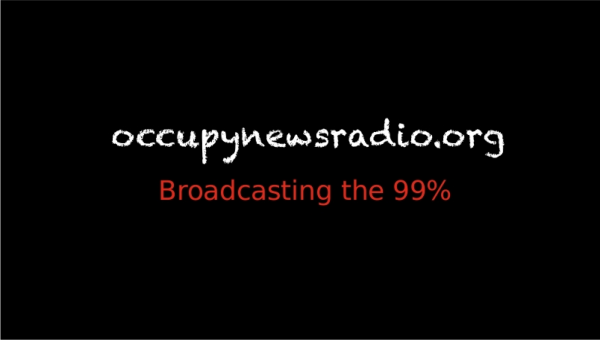 Occupy News Radio