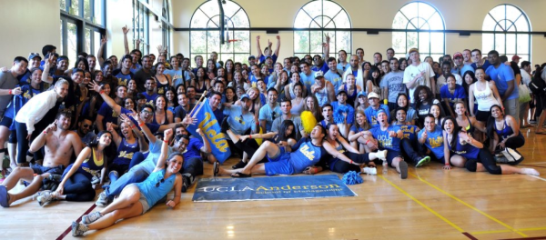 UCLA Anderson 2013-14 Challenge for Charity General Donations