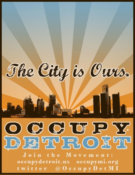 Occupy Detroit