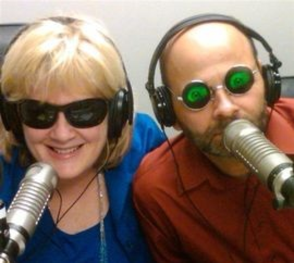 Thank you for helping to keep Baldy and The Blonde on the air!