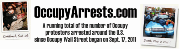 OccupyArrests.com