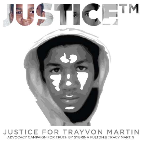 Justice™ For Trayvon Martin