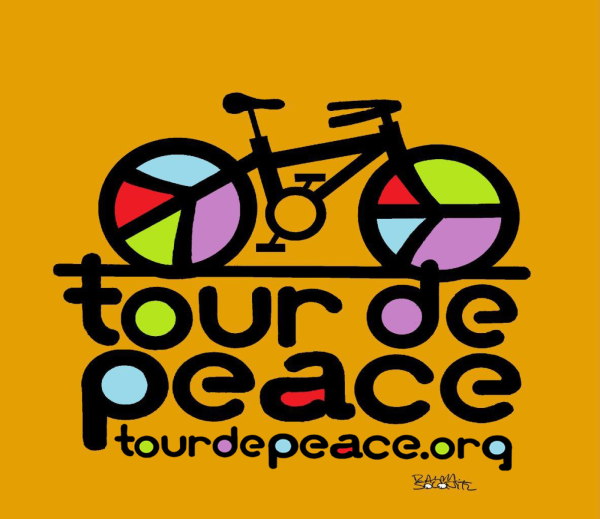 SPONSOR A DAY OF TOUR de PEACE