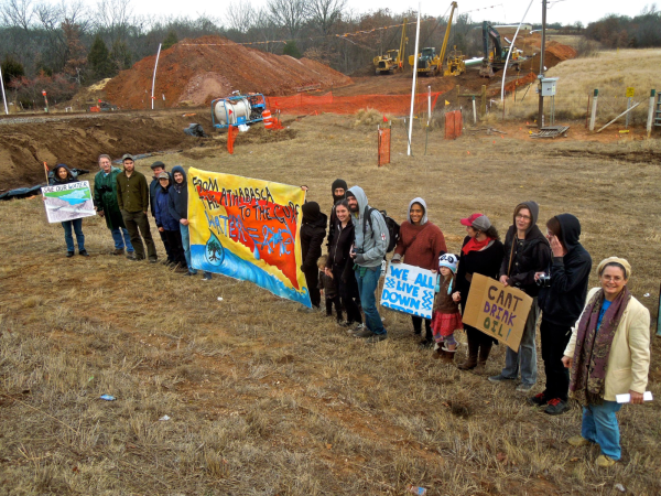 Great Plains Tar Sands Resistance
