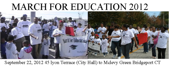 The 5th Annual MARCH FOR EDUCATION Parade/Festival