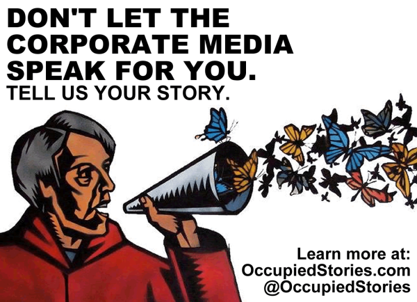 Support Occupied Stories