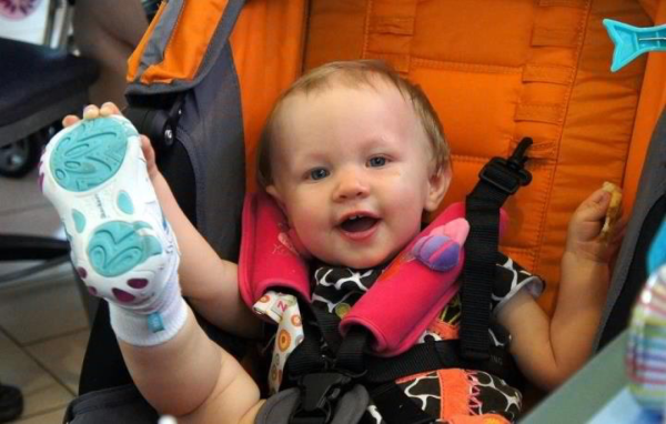 Please Help Pay For Baby Addison's Experimental Cancer Treatments