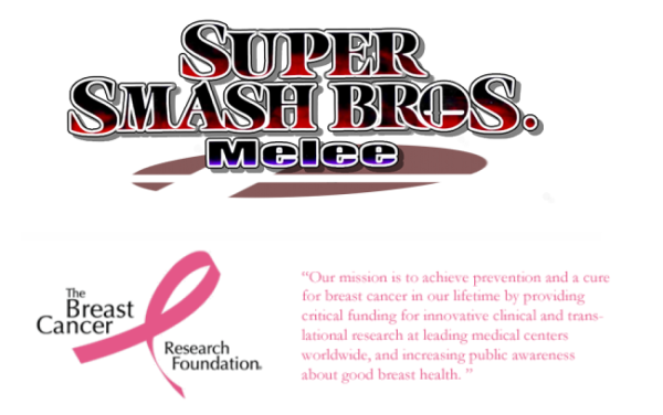 Support Breast Cancer Research (SSBM for EVO 2013)