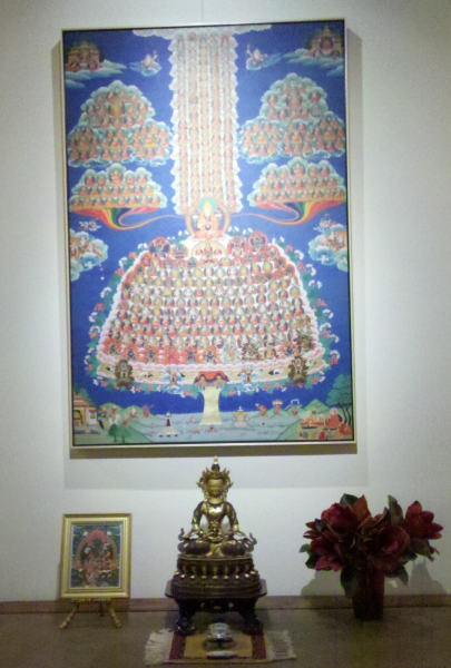 Field of Merit Thangka