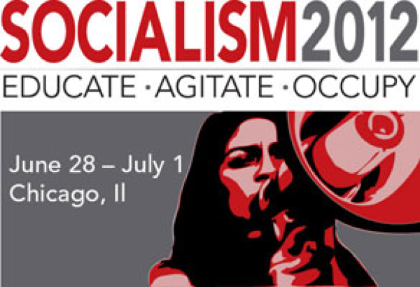Bay Area Delegation to Socialism 2012