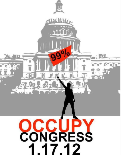 Help Occupy Naples get to Occupy Congress on January 17, 2012