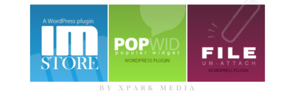 Xpark Media WordPress Plugins
