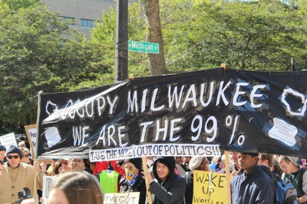 OCCUPY MILWAUKEE