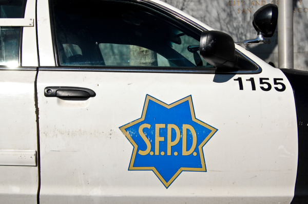 iPads for SFPD, with Thanks from Bernal Heights