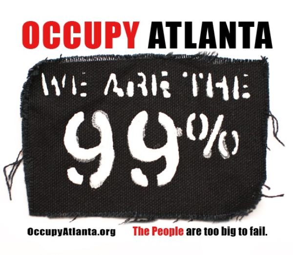 Donate to Occupy Atlanta