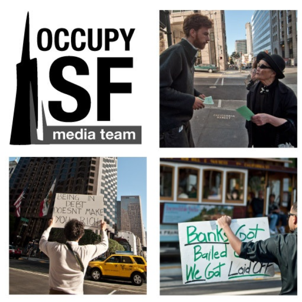 Occupy SF Media Team