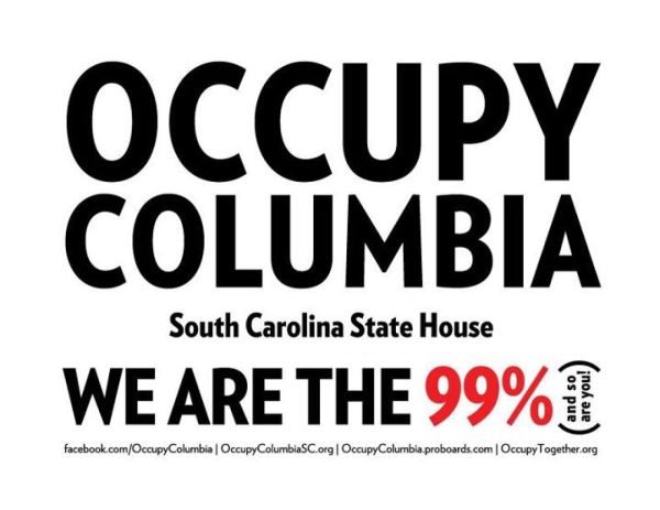 Occupy Columbia, SC