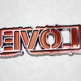 REVOLUTION Car Badges