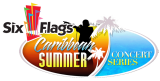 Six Flags Caribbean Concerts - August 2012
