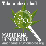 Take a Closer Look - Marijuana is Medicine