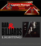 Bar & Billiards Lighting of Orlando, Florida